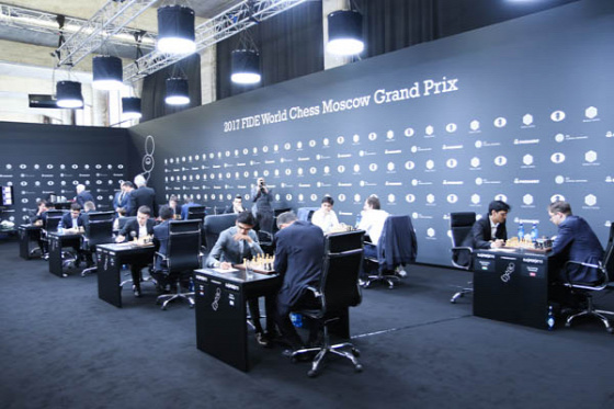 Grand Prix 2017 Moszkva