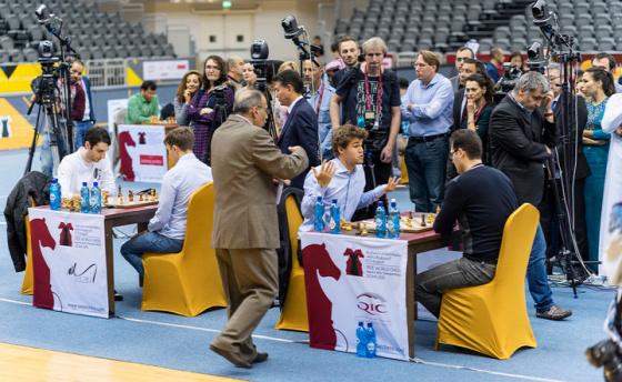 Rapid és villám-világbajnokság Doha 2016