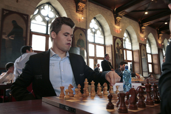 Grand Chess Tour 2016 Leuven