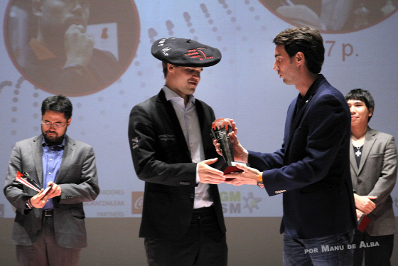 Világranglista  2016 augusztus Carlsen Rapport