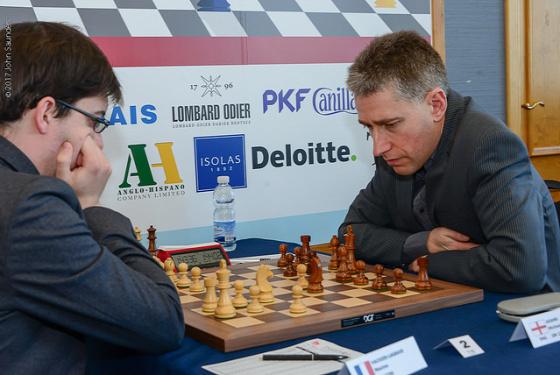 Tradewise Masters 2017 Gibraltár sakkfesztib