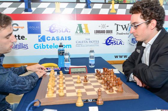 Gibraltár Tradewise 2017 sakkfesztivál