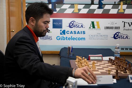 Gibraltár Tradewise Masters 2017 sakkfesztivál