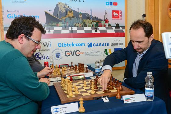 Tradewise Masters Gibraltár 2017