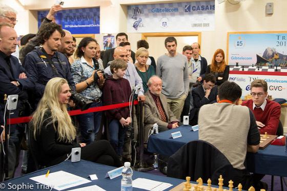 Tradewise Gibraltár Chess 2017 Masters