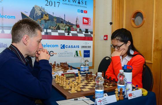 Tradewise Gibraltár 2017 sakkfesztivál