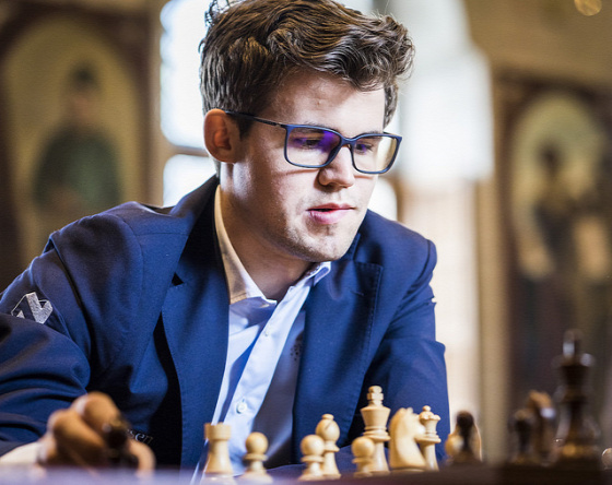 Grand Chess Tour 2017 Leuven