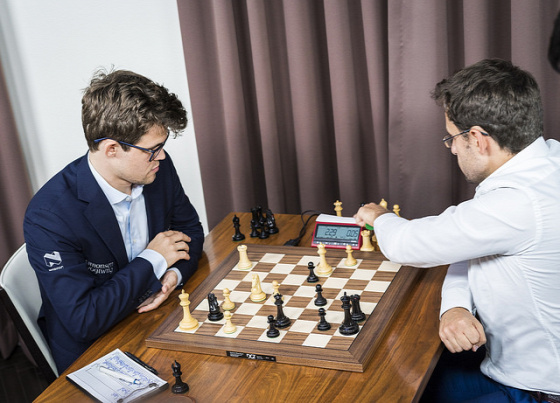 Grand Chess Tour 2017 5. Sinquefild Cup St. Louis