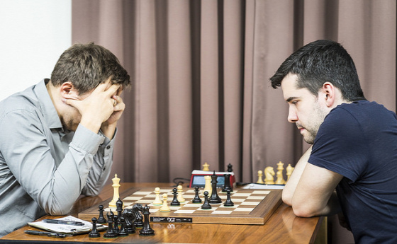 Grand Chess Tour 2017 5.Sinquefield Cup St. Louis