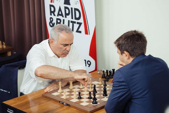 Grand Chess Tour 2017 St. Louis rapidverseny