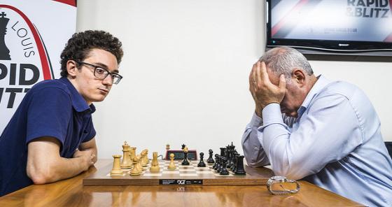 Grand Chess Tour 2017 St. Louis
