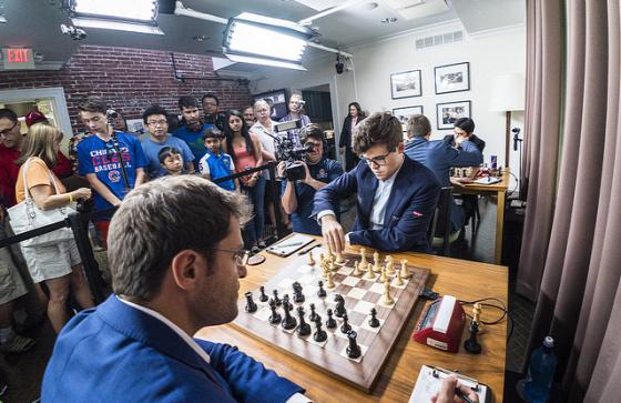 Grand Chess Tour 2017 5. Sinquefild Cup St. Louis
