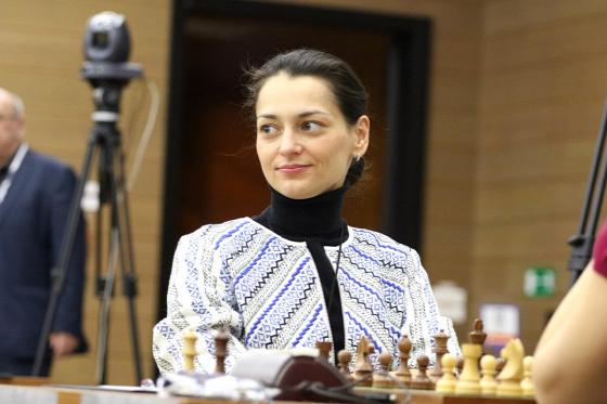 Női Grand Prix  Hanti-Manszijszk