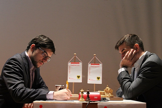 45. Sparkassen Chess-Meeting 2017 Dortmund