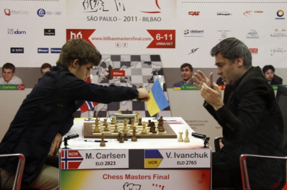 Chess Masters Final 2016  Carlsen  Karjakin