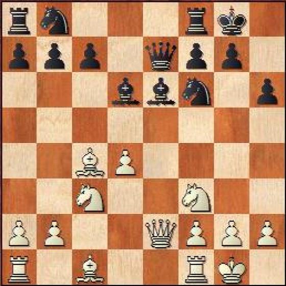 4. GRENKE Chess Classic Carlsen Caruana
