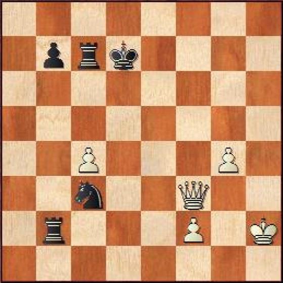 4. GRENKE Chess Classic Carlsen Caruana Aronjan