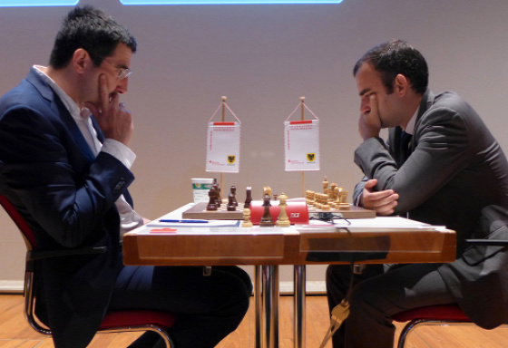 44. Sparkassen Chess Meeting Dortmund