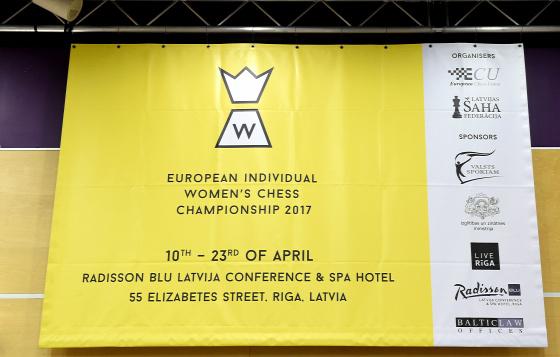Riga Női Európa-bajnokság 2017