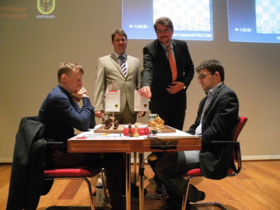 44. Sparkassen Chess Meetin  Dortmund