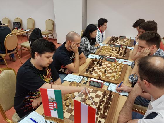 Mitropa-kupa 2017 Balatonszárszó