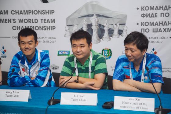 Hanti-Manszijszk Csapat.világbajnokság 2017