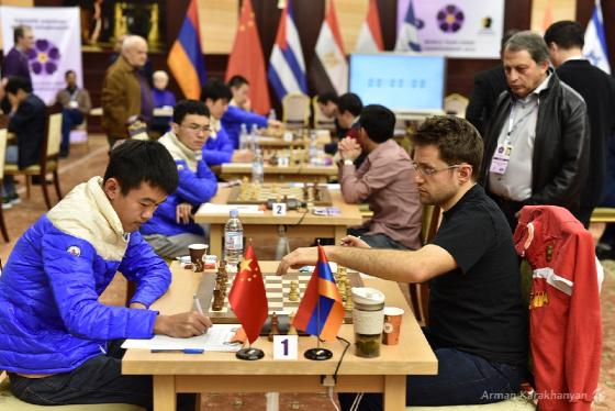 Csapat-világbajnokság Hanti-Manszijszk 2017