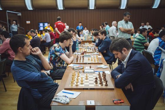 Hanti-Manszijszk Csapat-világbajnokság 2017