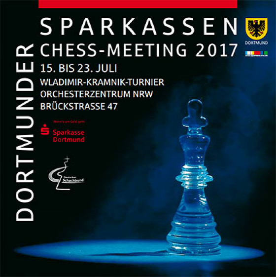 45. Sparkassen Chess-Meeting Dortmund 2017