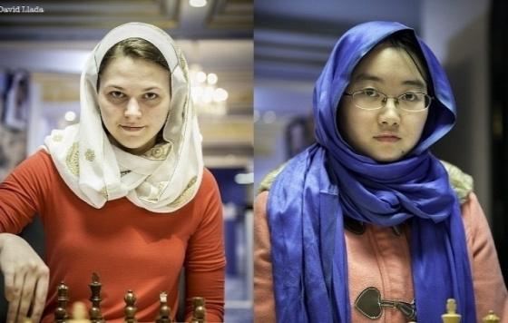 Teherán Női világbajnoki döntő