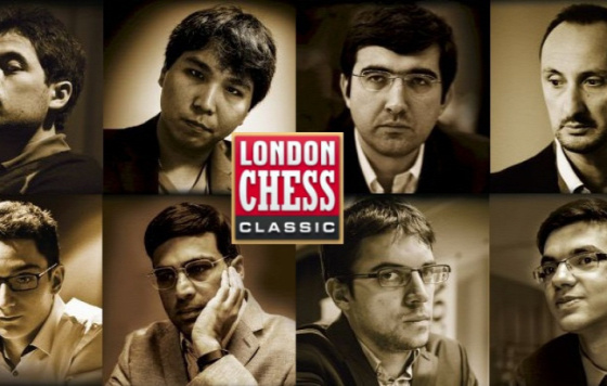 Grand Chess Tour 2016 London