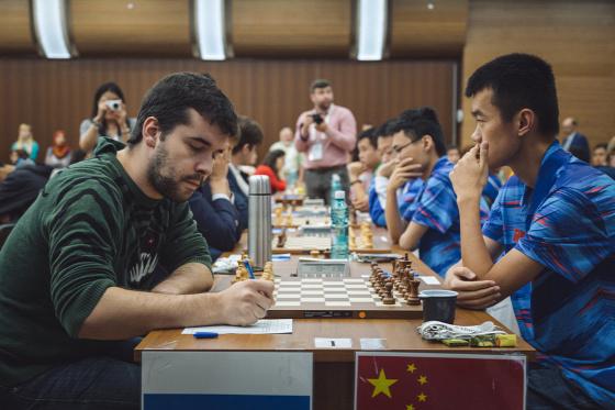 Hanti-Manszijszk 2017 Csapat-világbajnokság