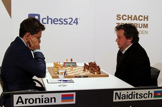 GRENKE Chess Classiv 2017 Carlsen Caruana