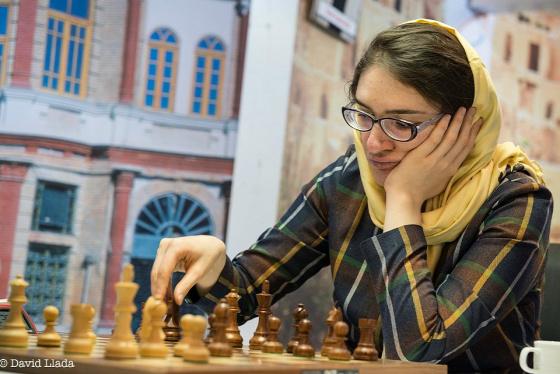 Teherán Női kieséses rendszerű világbajnokság