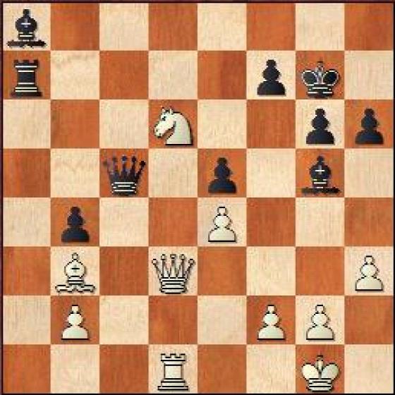 44. Sparkassen Chess Meeting Dortmund Kramnyik Caruana