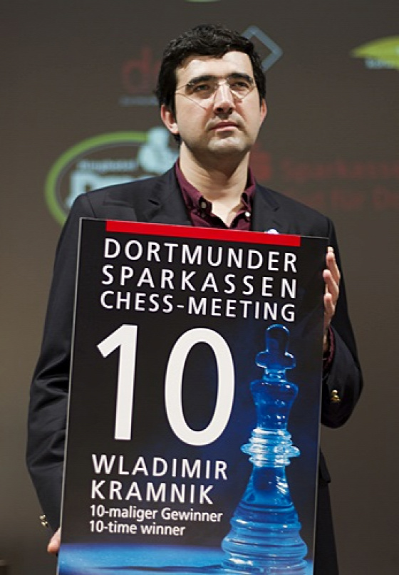 45. Sparkassen Chess-Meeting Dortmund