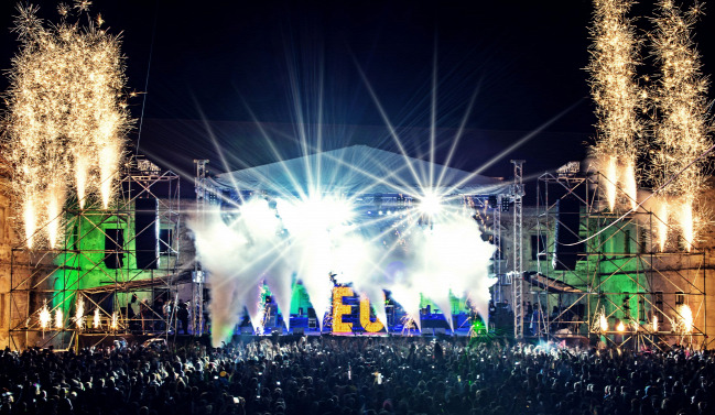 electric castle cluj-napoca bontida madliquid dudawles alex chronic euro 2016 break house drum and bass bass music techno skrillex enter shikari de staat sigur ros icicle slow magic loadstar camo and krooked dj marky interview competition