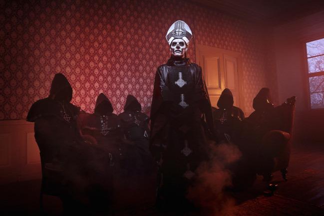 ghost dead soul pantera nirvana foo fighters nashville hollywood linköping dave grohl phil anselmo james hetfield starbucks black to the future meliora turné koncert heavymetal ingyenjegy belépő-nyereményjáték pszichedelikus rock hardrock doommetal