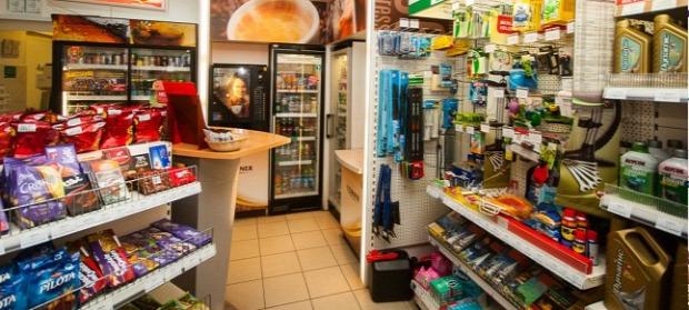 Benzinkutas bolt (a kép illusztráció) - Forrás: Origo