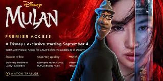 Regarder ]]! Mulan 2020 Film Complet Streaming VF ...