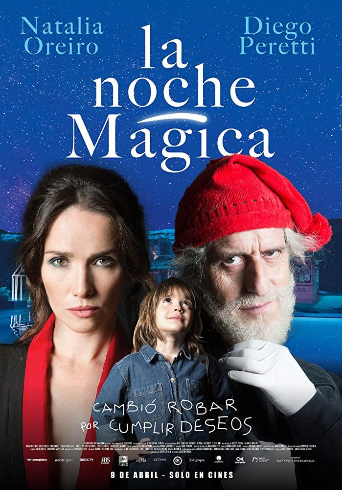 Ver La noche mágica Película Completa HD Español - Latino