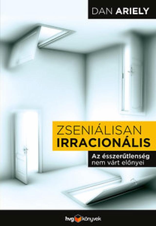 interperszonális pszichológia párválasztás netes társkeresés irracionalitás könyv egyéb Zseniális irracionalitás Dan Ariely