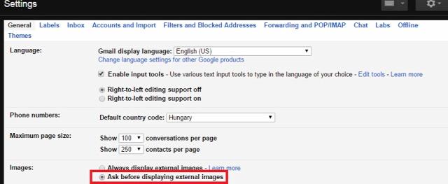 email privacy magánszféra Gmail Horde Zimbra Roundcube Squirrelmail levelezés nyomkövetés