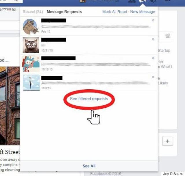 villámokosság Facebook social media social web üzenetküldés