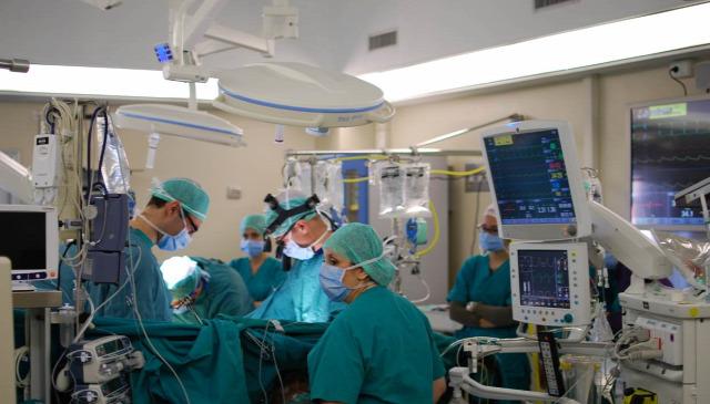 Merge Hemo IoT Internet of Things orvosi eszköz szívműtét