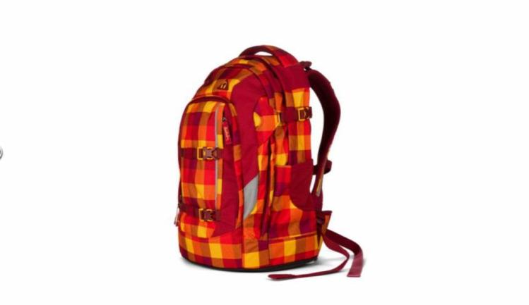 Tünde teszt táska ajándék karácsony Satch iskolatáska