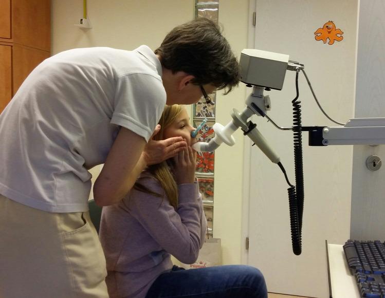 Tünde betegség asztma tinédzser