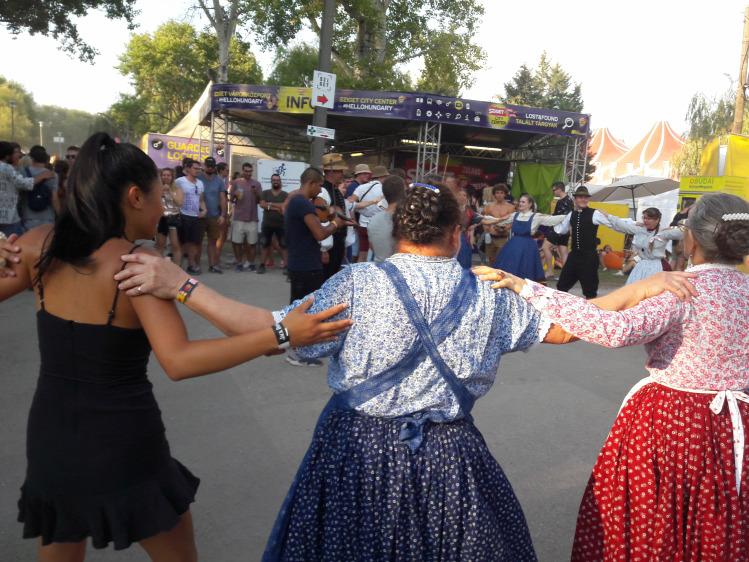 Sziget zene tánc kultúra