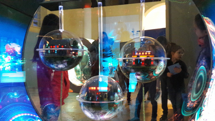 Vakmacska programajánló kiállítás
