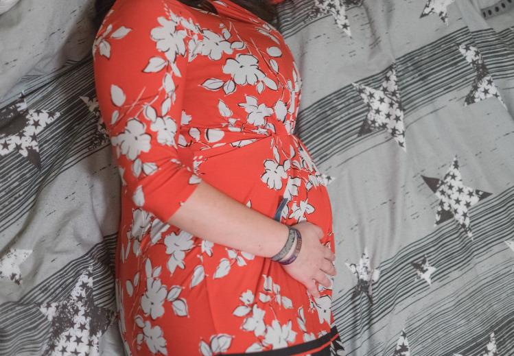 Tildy terhesnapló terhesség kismama influenza megfázás